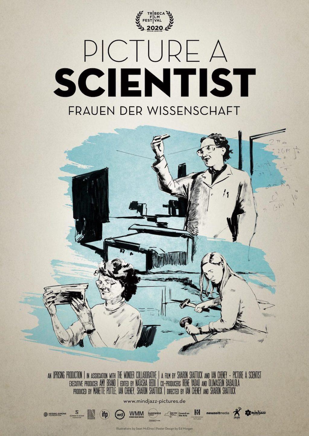 Picture a scientist