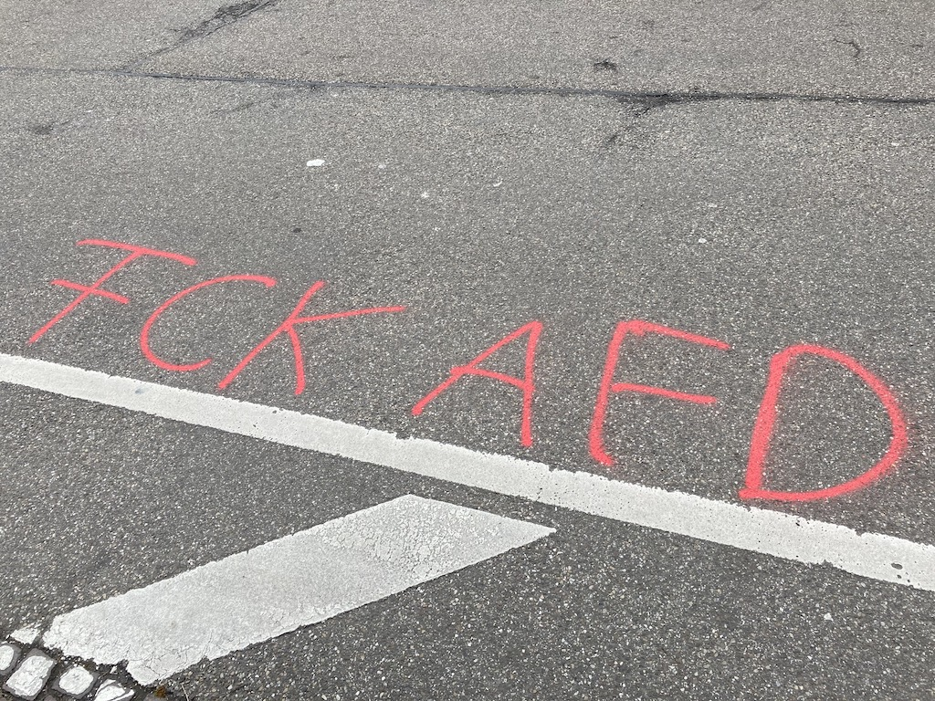 Graffiti FCKAFD